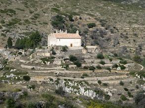 Photo: El Castell y Sant Joan d'Atzaneta