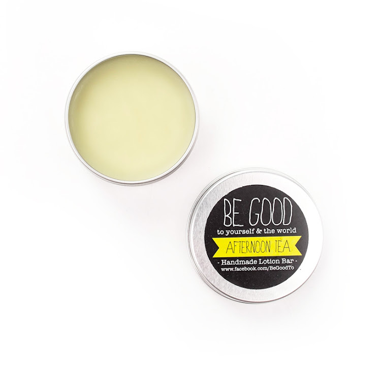 Afternoon Tea Lotion Bar - Moisturizer by BeGood