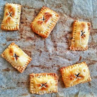Mini Cardamom Date Pies.