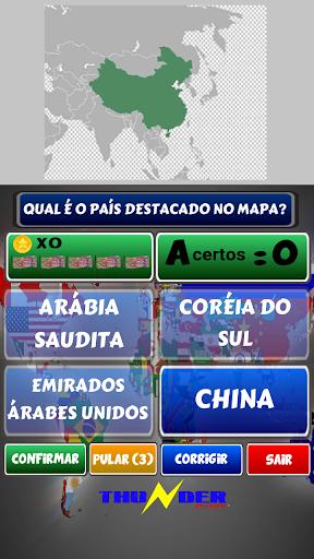 Quiz - Que País é Esse?