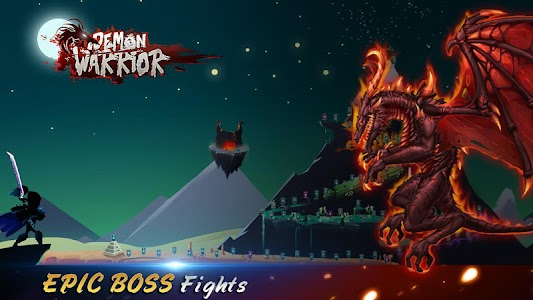 Demon Warrior v3.5 [Mod Money]
