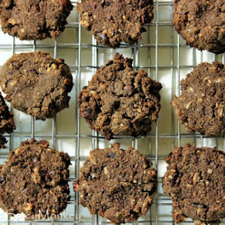 Paleo Chocolate Coconut Chocolate Chip Cookies