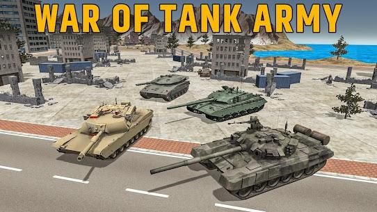Tank Fighting War Games: Army Shooting Games 2020 5