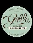 Golda Kombucha Peach Ginger