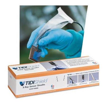 Kameraskydd TIDISHIELD till dental röntgen/100