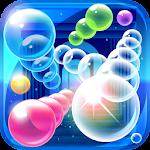 Aqua Bubble Lines Icon