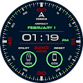 Digitalism Watch Face