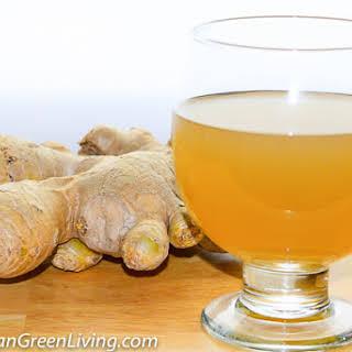 How to make Ginger Nectar.