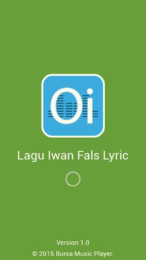 Lagu Iwan Fals With Lyric