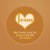 Mon grand amour pour Jésus ..