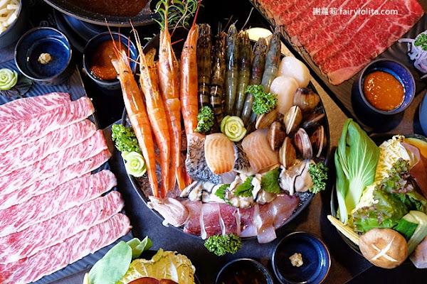桃園火鍋   Percent Shabu(% Shabu)熟成肉專賣。令人驚豔的完美感動,台灣少見21天熟成肉火鍋專賣,桃園藝文特區頂級鍋物推薦!