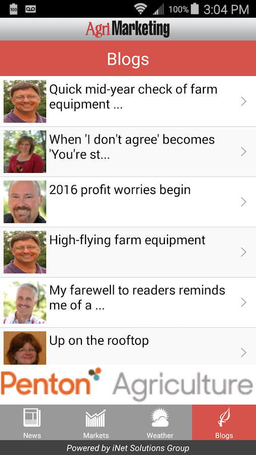 Agri Marketing- screenshot