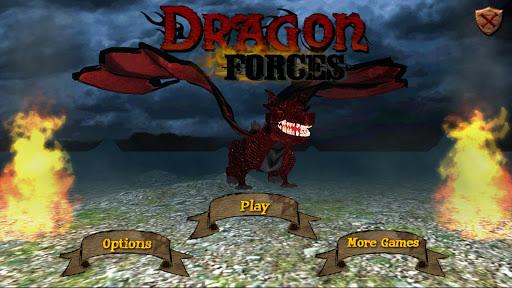 Dragon Forces AR