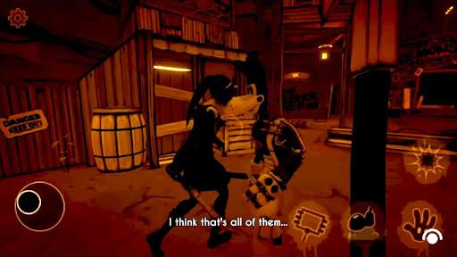 Bendy & The Machine Of Ink 4.0 screenshots 1
