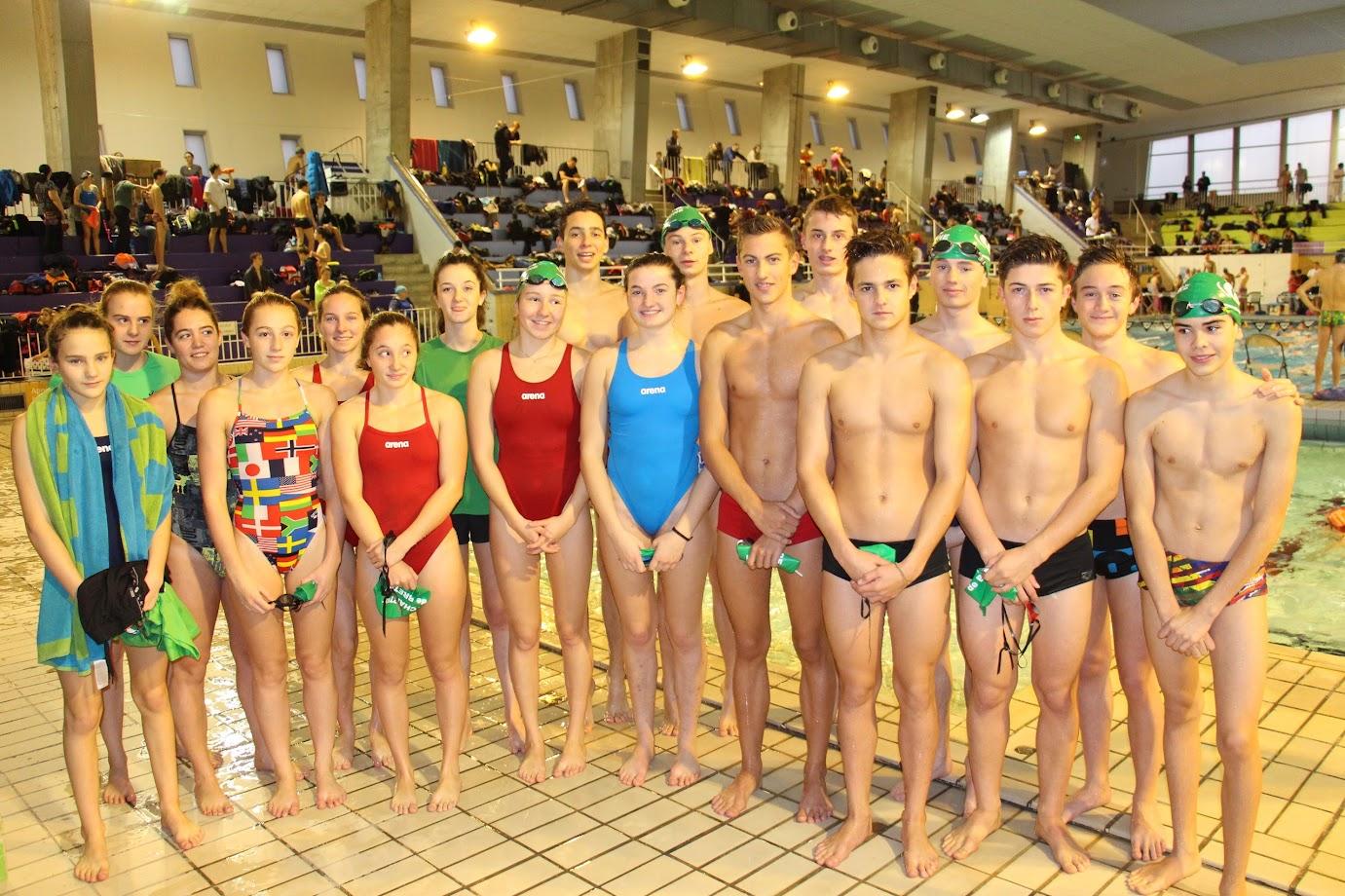 Championnats N2 à Chartres du 16 au 18 décembre 2016