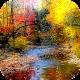 Herbst Regen Tropfen LWP