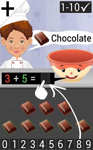 아이 요리사 - 수학을 배울 수