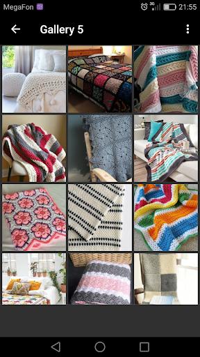 Crochet Blanket Patterns 1.3.4 screenshots 2