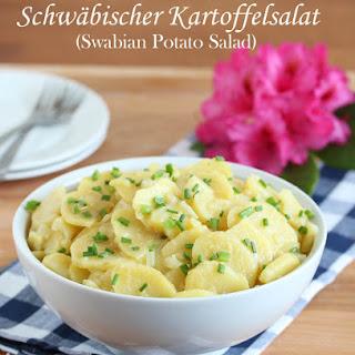 Restaurant-Style SchwäBischer Kartoffelsalat (Swabian Potato Salad) Recipe