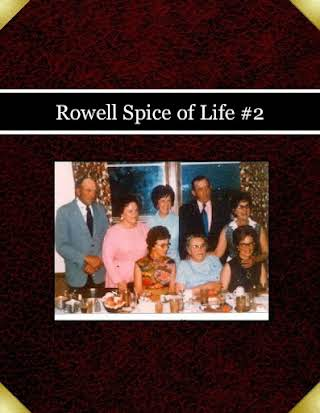 Rowell Spice of Life #2