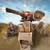 Mech Robot Iron Hero Wars