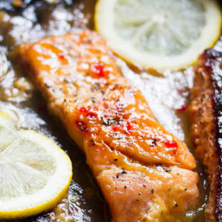 Seasoning Salmon Fillets Recipes