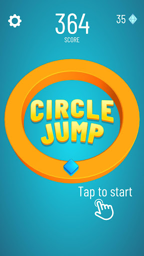 Circle Jump - screenshot