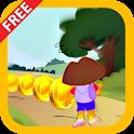 Fun Dora Adventure Game icon