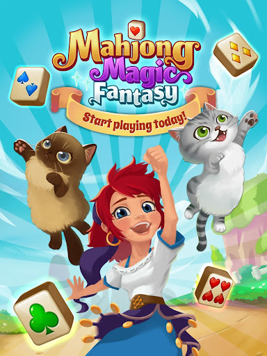 Mahjong Magic Fantasy : Onet Connect modavailable screenshots 12
