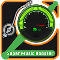 Super Music Booster: Player icon