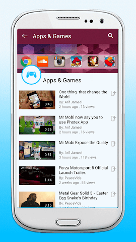 android Videodet Screenshot 6
