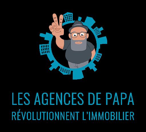 Logo de LES AGENCES DE PAPA