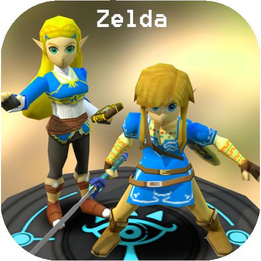 The Adventures of Zelda : Wild Breath