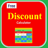 Simple Discount Calculator Free