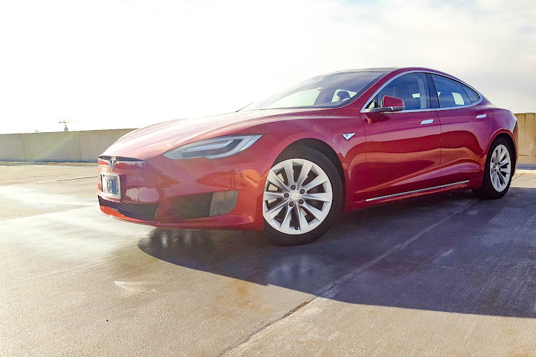 Rent A Multi Coat Red Tesla Model S In Chicago Getaround - Rent a tesla chicago