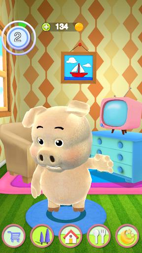 Talking Piggy apktram screenshots 5