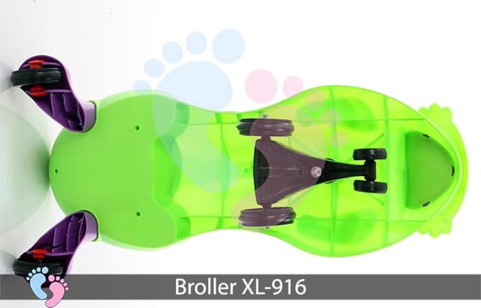 xe lắc trẻ em Broller XL-916 12