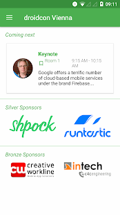 droidcon Vienna 2016- screenshot thumbnail
