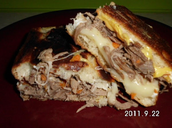 Leftover Lovers Grilled Cheese Sammie Recipe