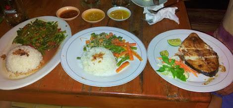 Photo: fish dinner