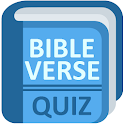 Bible Verse Quiz (Bible Game) icon