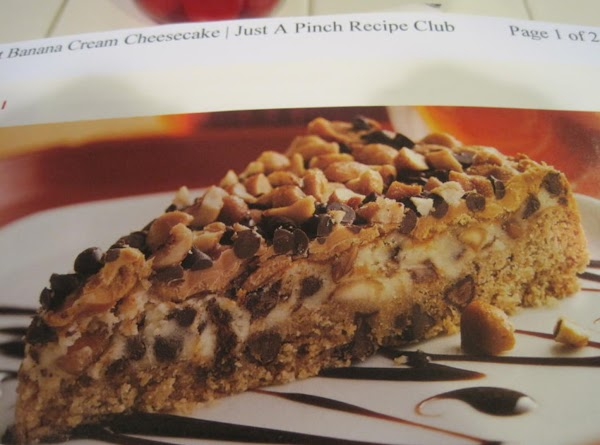 Chocolate Chip Peanut Butter Torte By Rose Recipe
