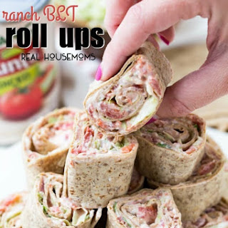 Ranch BLT Roll Ups.