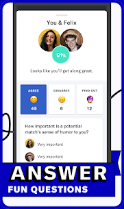 OkCupid – The #1 Online Dating App for Great Dates Download For Android and iPhone 6
