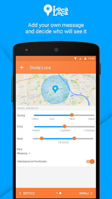 Loca Loca – Local Messenger - screenshot
