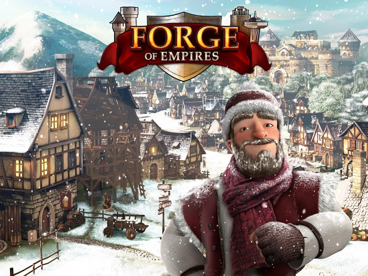 Forge of Empires- screenshot