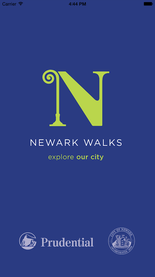 Newark Walks- screenshot