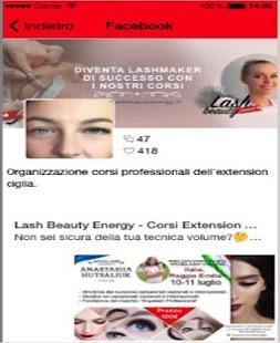 Lash Beauty Energy - náhled