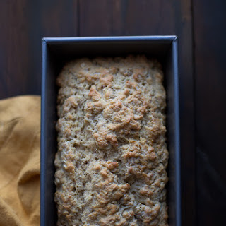 Oatmeal Stout Beer Bread.