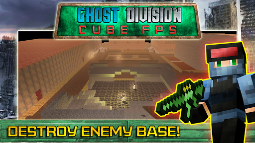 Ghost Division Cube FPS